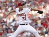 Stephen Strasburg Makes History in MLB Debut