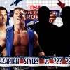 Victory Road: Who Flair Got as Opponents for AJ Styles and Kazarian