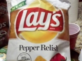 Lays Pepper Relish Chips