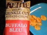 Kettle Brand Buffalo Bleu Chips Review