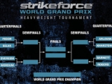 Strikeforce Grand Prix Tournament Fails Before Opening Bell