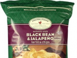 Archer Farms Black Bean & Jalapeno Tortilla Chips