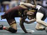 One-Legged Wrestler Robles Captures NCAA Championship