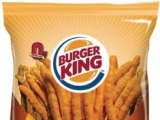 Burger King Snacks: Cheesy Fries