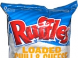 Ruffles Loaded Chili & Cheese Chips