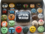 Coolest Cupcakes In The Galaxy