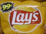 Lays Honey Barbecue Chips