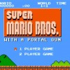 Super Mario Bros Portal Mash-Up