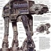 AT-AT Walker Anatomy