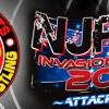 New Japan Pro Wrestling – American Tour Full line up