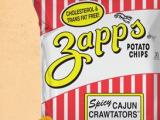 Zapps Spicy Cajun Crawtators Chips