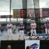 Bills Unveil New Uniforms