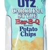 Utz Carolina Style Bar-B-Q chips