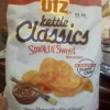 Utz Smokin' Sweet BBQ Kettle Classics Chips