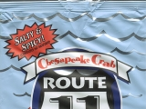 Route 11 Chesapeake Crab Chips
