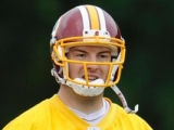 Rex Grossman will start over John Beck at QB for Washington Redskins. Was it the right choice?