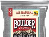 Boulder Canyon Sea Salt & Cracked Pepper chips