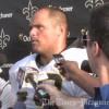 Pro Bowl NFL Center Olin Kreutz Walks Out On New Orleans Saints