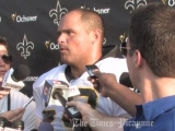 Pro Bowl NFL Center Olin Kreutz Walks Out On New Orleans Saints