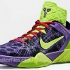 Grinch Christmas Shoes by Kobe Bryant