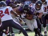NFL Round Table: Houston Texans at Baltimore Ravens