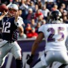 NFL Playoffs Round Table: Baltimore Ravens at New England Patriots