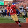 Game Report: 49ers defeat Saints