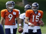Brady Quinn Getting 1st Team Work in Denver?