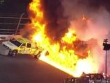 Rain, Wrecks, and General Mayhem at the Daytona 500