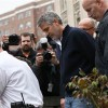 The Ides of March: George Clooney ARRESTED! (MSNBC)