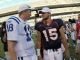 The Younger Games: How Peyton Proved 'Tebowmania' Was 'Flavor of the Month'