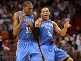 Oklahoma City Thunder Advances to NBA Finals