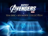 MARVEL Cinematic Universe Phase One Box Set Pre-Order Announced