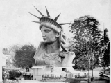 Statue Of Liberty: Look Back At Her Construction