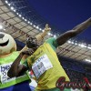 Usain Bolt Has His Trash Talk Ready