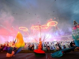 London's Opening Ceremonies: Okay, On With The Sports