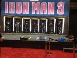 Iron Man 3 San Diego Comic-Con Setup