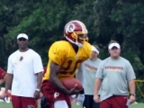 Winning season within reach for Robert Griffin III and Washington Redskins