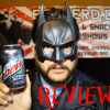 Mountain Dew Dark Berry Batman Soda Review