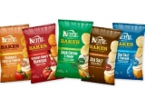 Kettle Brand Bakes Cheddar And Roasted Tomato Chips