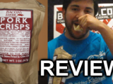 Snack Review & Giveaway: Bacon's Heir Pork Crisps