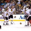 Bos-Stunned: Blackhawks Nab Lord Stanley