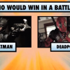 Batman vs Deadpool: Who Wins?