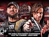 TNA Impact Wrestling DESTINATION X Report – July 19th, 2013