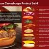 Wendys Pretzel Bacon Cheeseburger