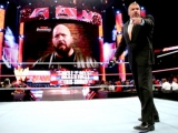WWE RAW Results Review from 10/21/2013