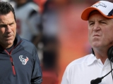 Two NFL Coaches Literally Collapse in Week 9