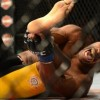 Anderson Silva SNAPS His Left Leg At UFC 168