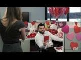 Valentine's Day Role Reversal