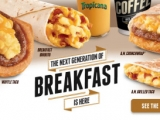 Taco Bell Breakfast Offerings